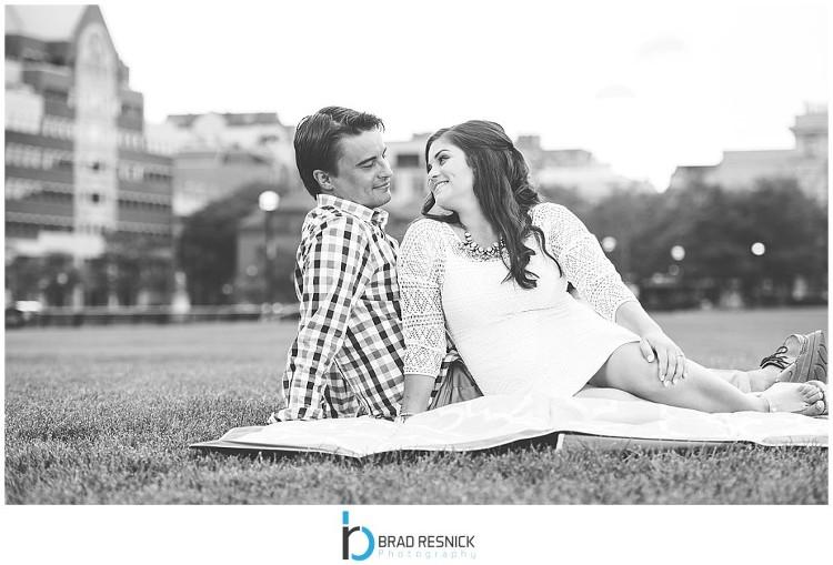 Engagement Photos Hoboken NJ
