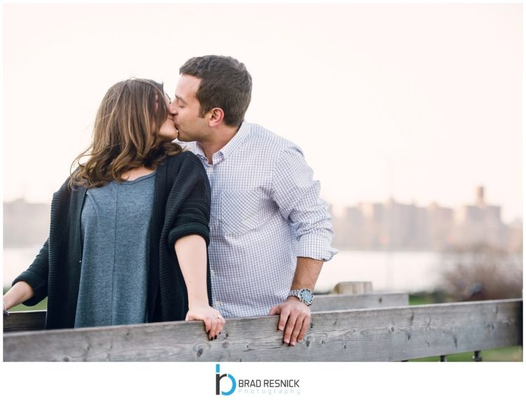 Brooklyn Engagement East River State Park