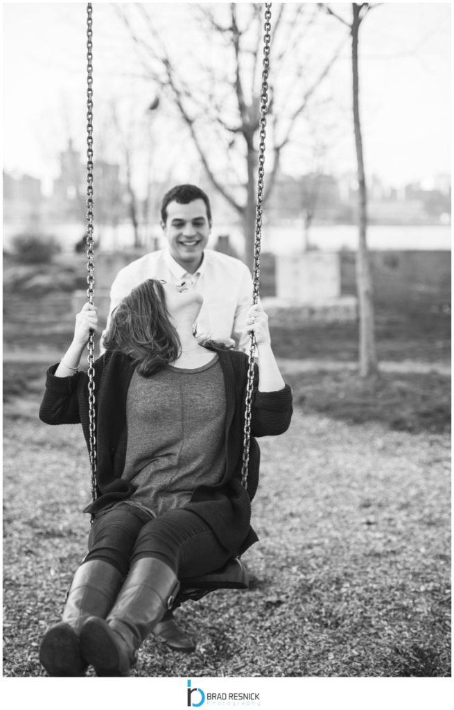 Brooklyn Park Engagement