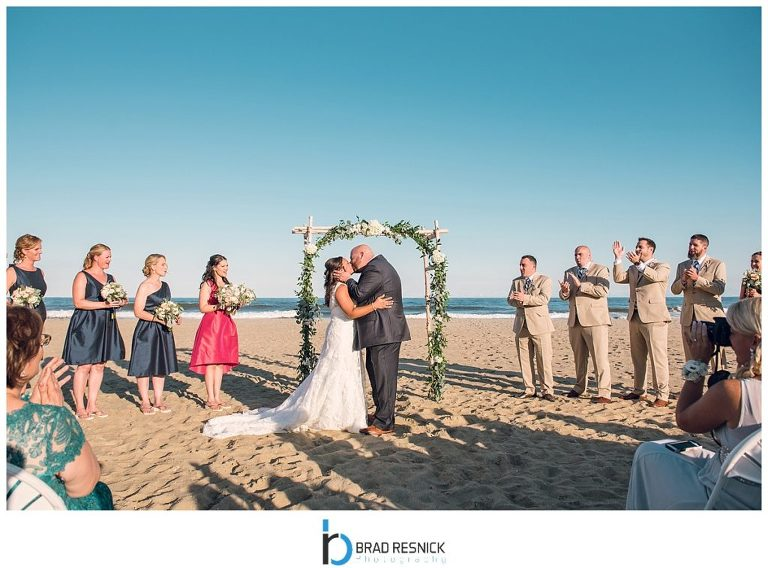 After The Ceremony Bride Groom And Entire Wedding Party Walked To A Nearby Restaurant Bar Called Bonney Read Get Couple Drinks Before