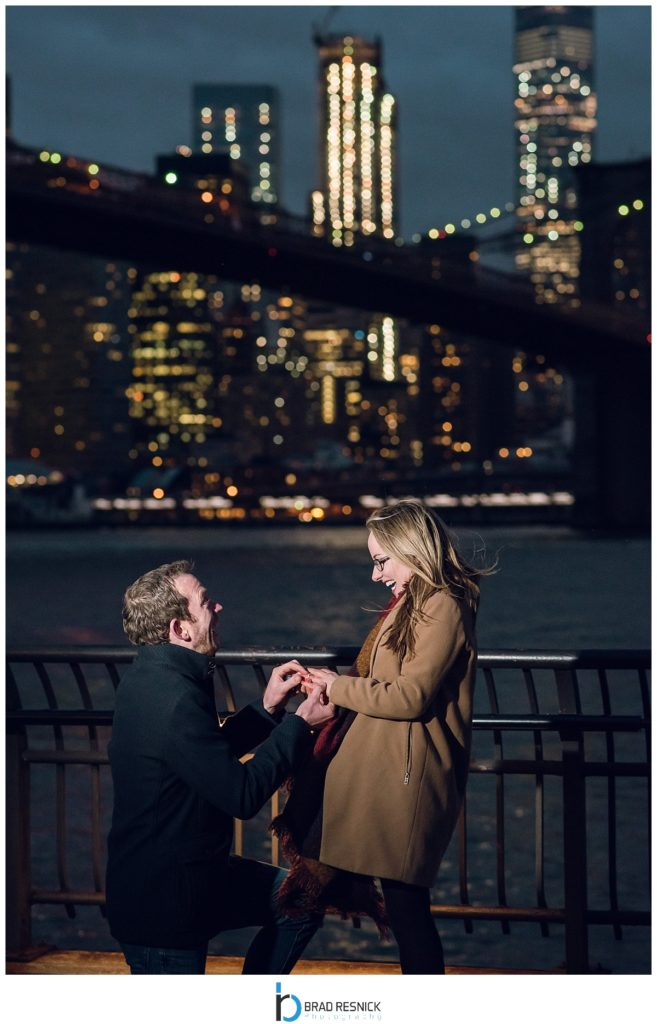 Marriage Proposal Session Brooklyn