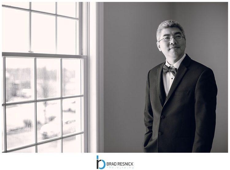 Groom Portraits NJ